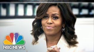 Michelle Obama Opens Up About Dealing With 'Low-Grade Depression' | NBC Nightly News