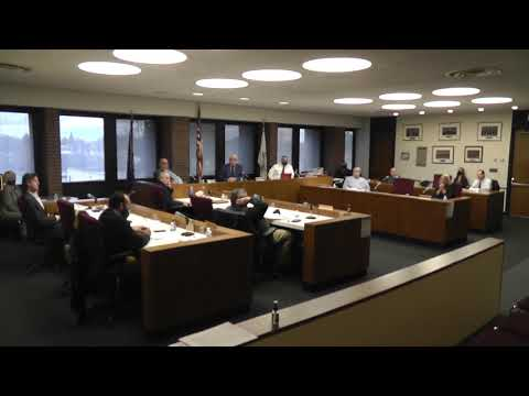 Clinton County Legislature Meeting 10-28-20