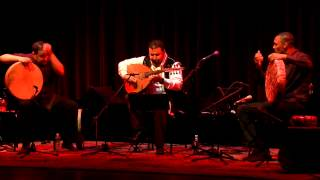 Driss El Maloumi - Concert - La couleur des âmes avec Driss El Maloumi