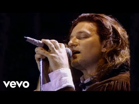 U2 - Pride (In The Name Of Love) (Live)