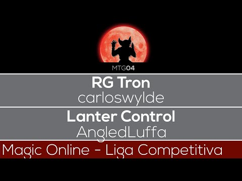 [GAMEPLAY - MOL] RG Tron vs Lantern Control (Liga RG Tron - Jogo 2)