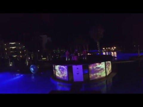 Secrets Playa Mujeres Earth Hour