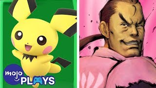 8 Terrible Fighting Game Characters Nobody Ever Picks