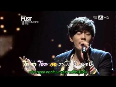 No.12 : Come Back to Me - Se7en [Karaoke Thai Sub & Lyrics]
