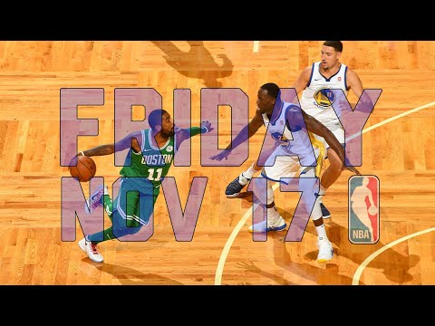 NBA Daily Show: Nov. 17 - The Starters
