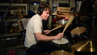DON'T STAND SO CLOSE TO ME * DRUM COVER * Bonzoleum Drum Channel