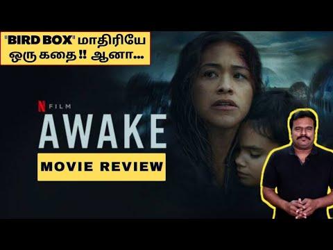Awake (2021) New Hollywood Movie Review in Tamil by Filmi craft Arun | Mark Raso | Gina Rodriguez