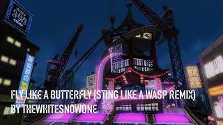 Fly Like a Butterfly (Sting Like a Wasp Remix) - Jet Set Radio Future