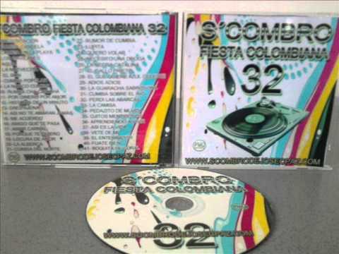 Scombro Fiesta Colombiana 32 CD