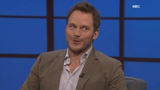 Chris Pratt Recalls That Time He Flashed Amy Poehler