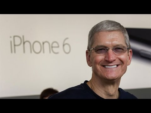 I'm Proud to Be Gay - Tim Cook