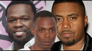 50 Cent How Nas Broke His Heart and Nas Was Trying To Hook Up With Cormega Girl Thru 50 Cent