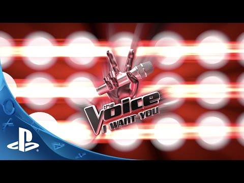 The Voice Trailer