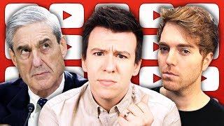 The Ridiculously Strange & Confusing Mueller Conspiracy Mess, Shane Dawson, Cobra Kai, & the WWF