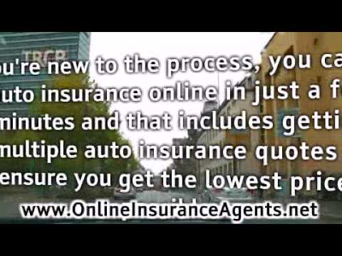 Compare Auto Insurance Prices Online to Save