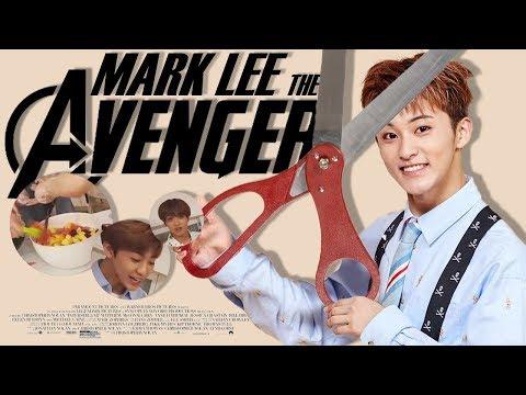 mark's revenge on nct dream