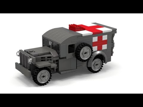 Lego Wwii T 34 Tank Instructions Videomoviles
