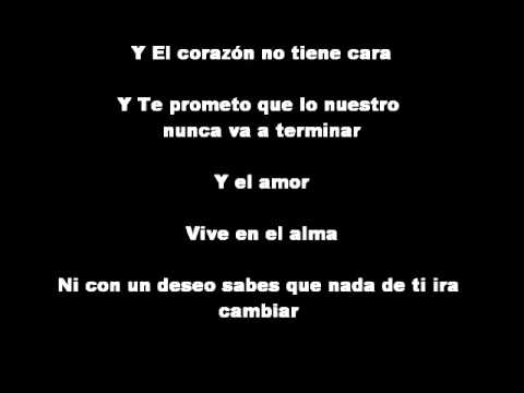 Prince Royce - Corazon Sin Cara Lyrics