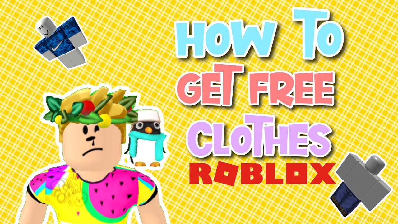 How To Steal Clothes Roblox
