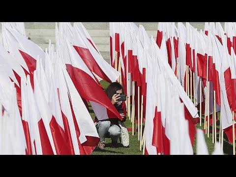 Poland celebrates Constitution Day as criticism grows over postal Presidential vote legislation photo