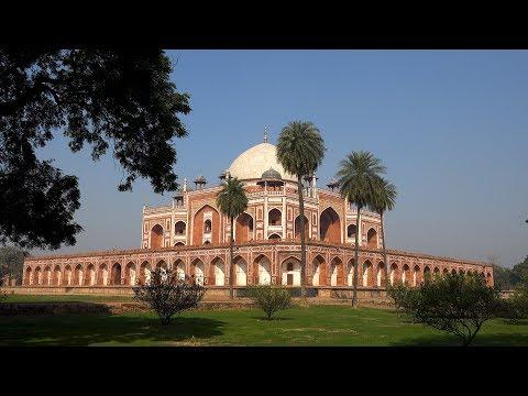 World Heritage Sites in Delhi, India in 4K Ultra HD