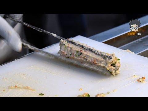 Korean Street Food | Hot Bar (Fish Cake Bar) in Myeong-Dong, Seoul Korea