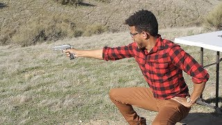 I Shot Guns For The First Time