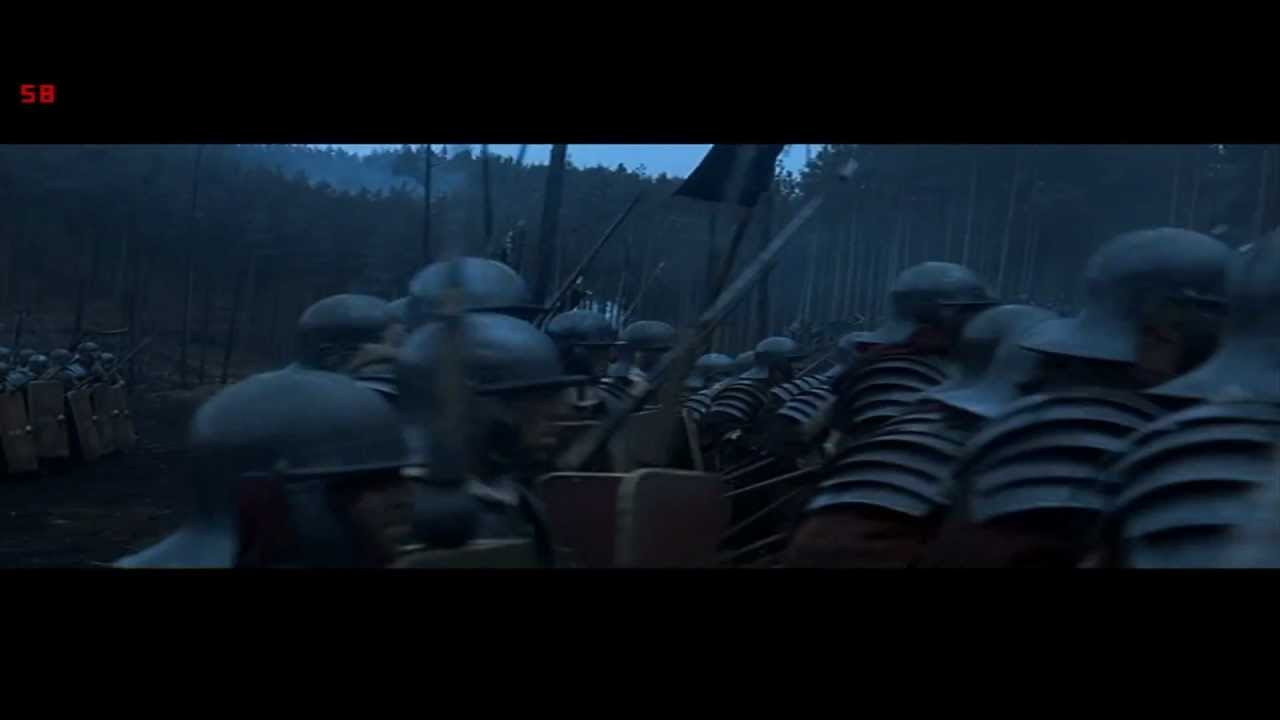 Gladiator Beginning Battle Scene Hd Youtube