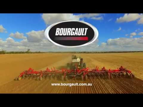 Bourgault Australia - The Right Drill for Your Operation