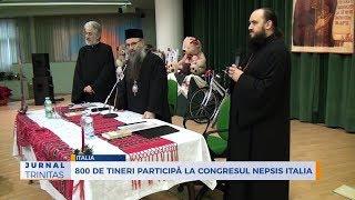 800 de tineri participa la Congresul NEPSIS Italia