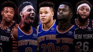 WHY THE KNICKS ARE LOOKING SOLID AFTER THEIR FREE AGENCY 2019 SIGNINGS + MORE FREE AGENCY NEWS 🔥