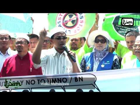 Himpunan Mana Air Kami ?! | Padang MPK 2 Kuantan Pahang | 12 April 2013 |