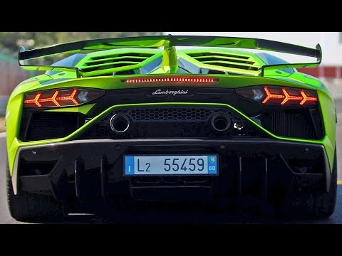 Lamborghini Aventador SVJ (2019) Official Video