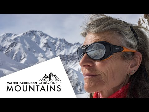 At Home in the Mountains: Valerie Parkinson