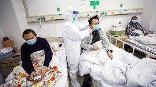 Резкая вспышка коронавируса