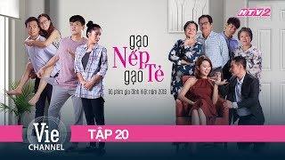 GẠO NẾP GẠO TẺ - Tập 20 - FULL | Phim Gia Đình Việt 2018