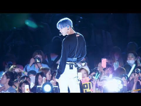 170603 드림 콘서트 - 태민 'Press Your Number' 4K 직캠 by DaftTaengk