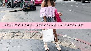 MAKEUP SHOPPING IN BANGKOK | VLOG
