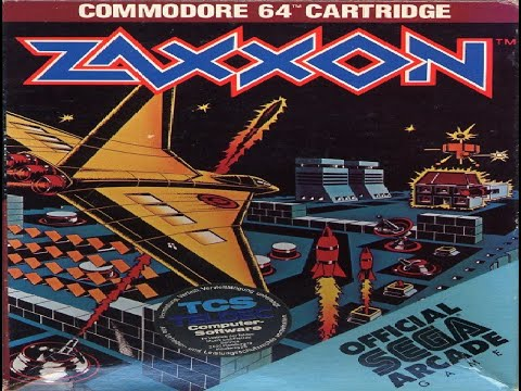 ZAXXON (Commodore 64) - Review de RETROJuegos por Fabio Didone