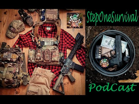 Survival Cache Podcast