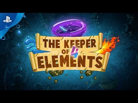The Keeper Of 4 Elements Trailer