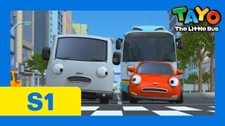 Muốn có lốp mới l mùa 1 tập 8 l Tayo xe bus nhỏ