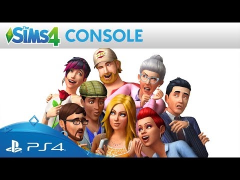 The SIMS 4 | PS4 Games | PlayStation