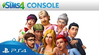 The Sims 4 | Announcement Trailer | PS4