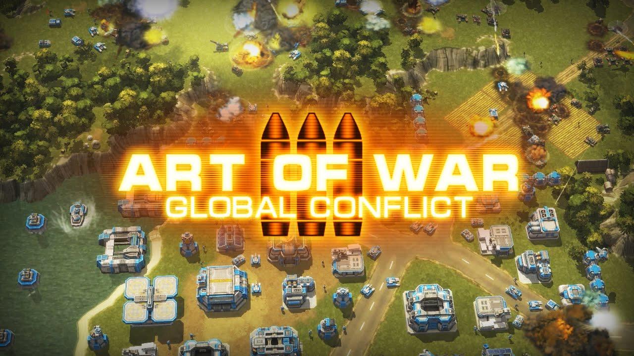 Играй Art of War 3: Modern PvP RTS На ПК 2