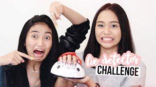 Lie Detector Challenge w/ Pamela Swing! | ThatsBella