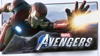 Marvel's Avengers - Jogo dos VINGADORES   Gameplay e Impressões da Beta