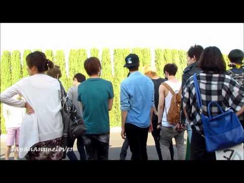 EXO at Disneyland pt.4 120519