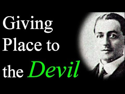 Giving Place to the Devil - A. W. Pink / Studies in the Scriptures / Christian Audio Books