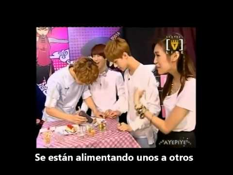 [Subs en Español]120809 EXO- K ASIAN HERO [HQ]